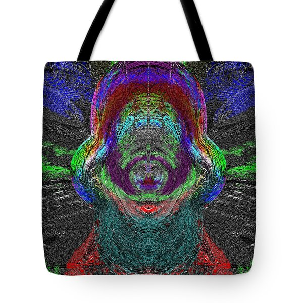 Windows To Your World Tote Bag by Tim Allen