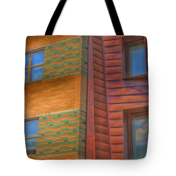 Windowscapes Tote Bag