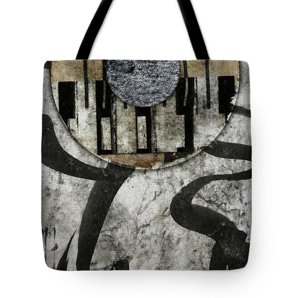 Windriver Collage Tote Bag