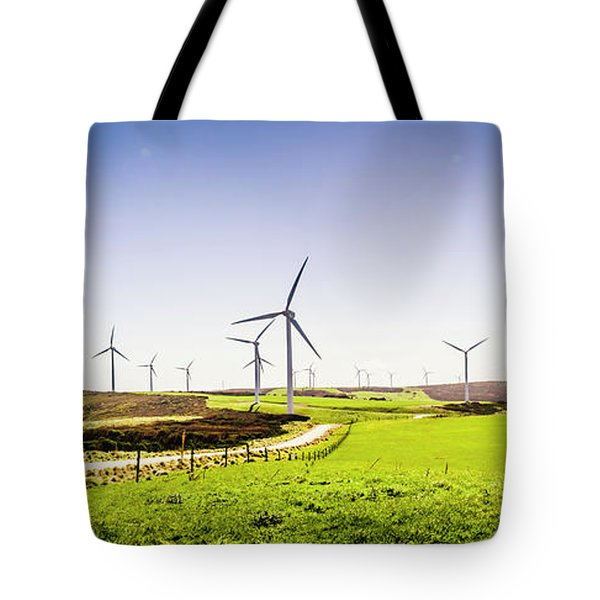 Winds From West Woolnorth Tote Bag