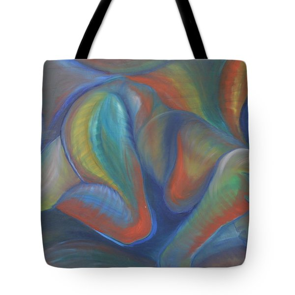 Winds Of Change Prevail Tote Bag