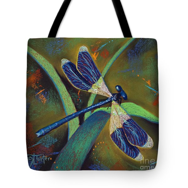 Winds Of Change Tote Bag by Tracy L Teeter