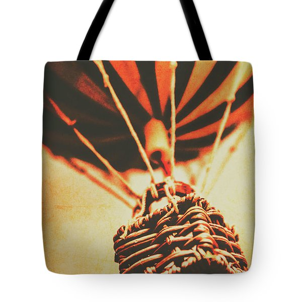 Winds Of Old Travel  Tote Bag