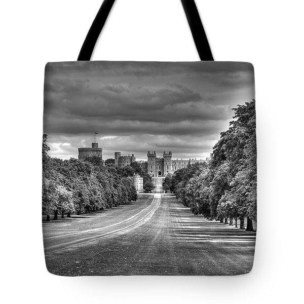 Windsor Castle  Infrared Tote Bag