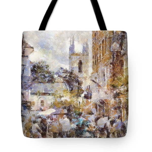 Windsor Street Tote Bag