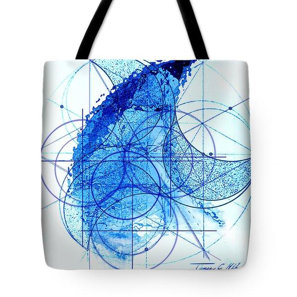 Windstorm Tote Bag by James Christopher Hill