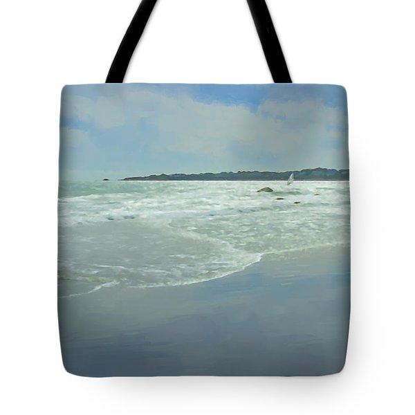 Windsurfer Little Compton, Ri Tote Bag