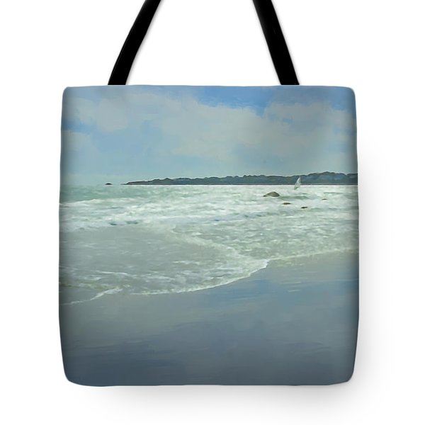 Windsurfer Little Compton, Ri Tote Bag