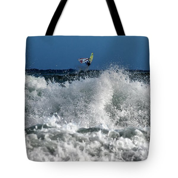 Windsurfer Tote Bag