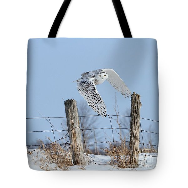 Windswept Glory Tote Bag
