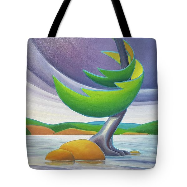Windswept II Tote Bag