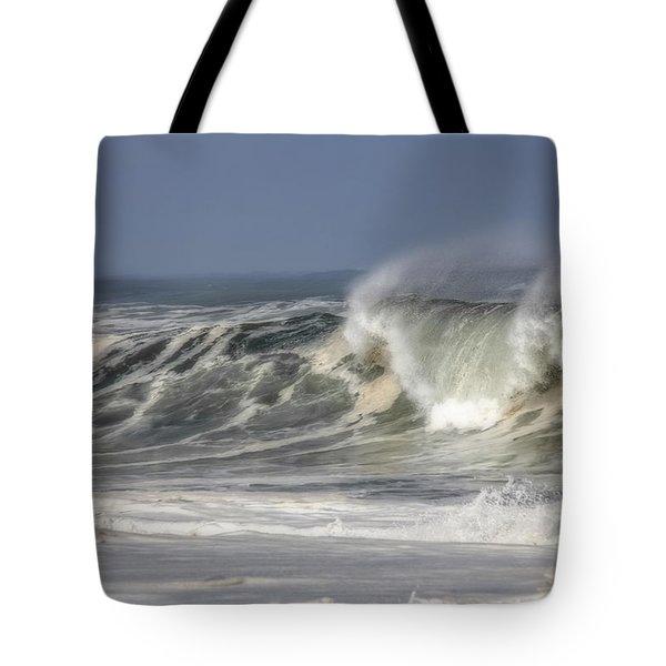 Windswept Tote Bag by Mark Alder