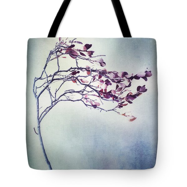 Windswept Tote Bag by Priska Wettstein