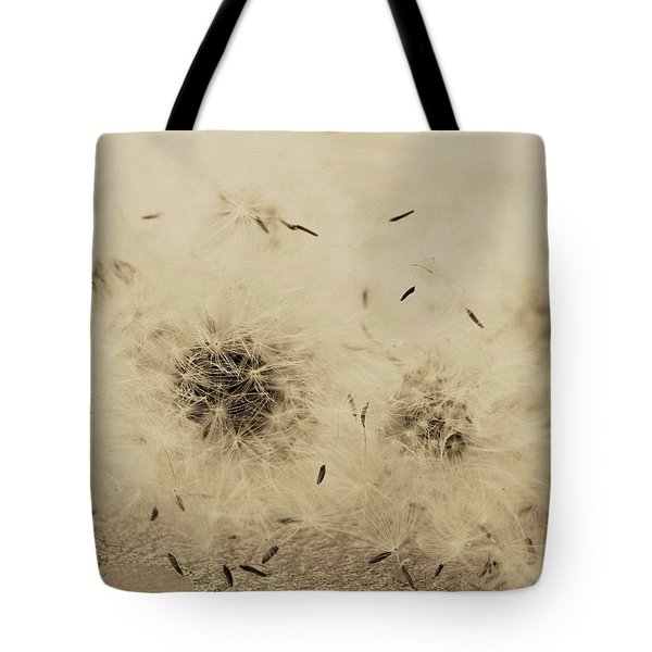 Tote Bag featuring the photograph Windswept by The Art Of Marilyn Ridoutt-Greene