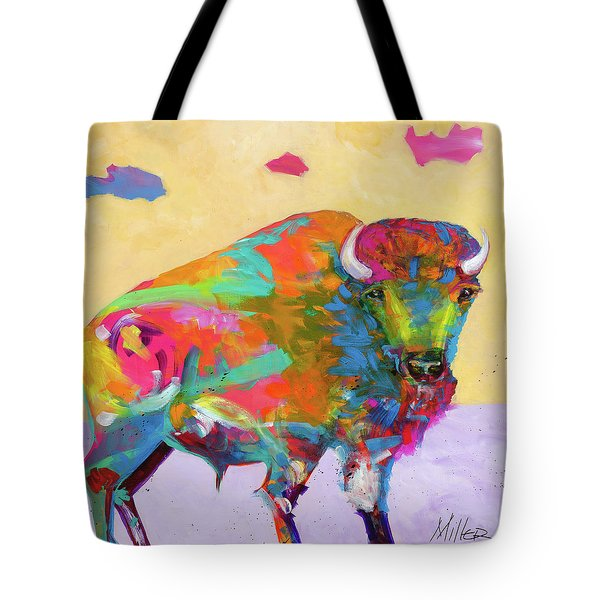 Windswept Tote Bag by Tracy Miller