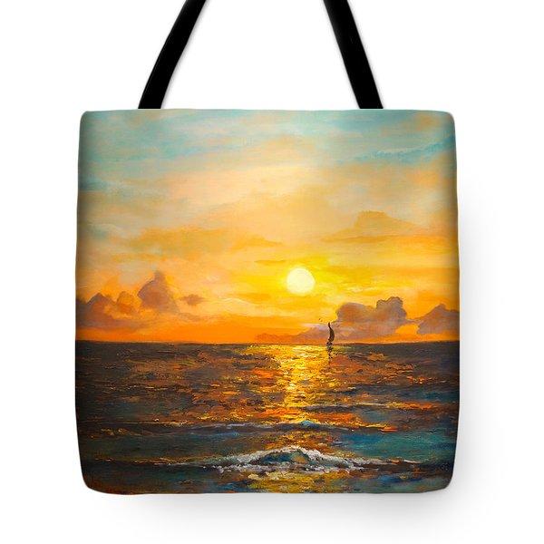 Windward Tote Bag