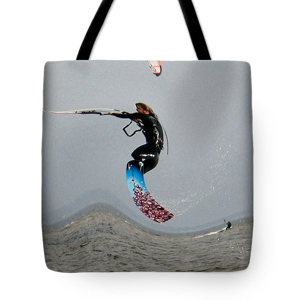 Windworthy Tote Bag by Kent Dunning