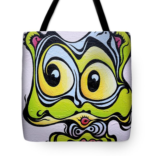 Windy Cindy Tote Bag