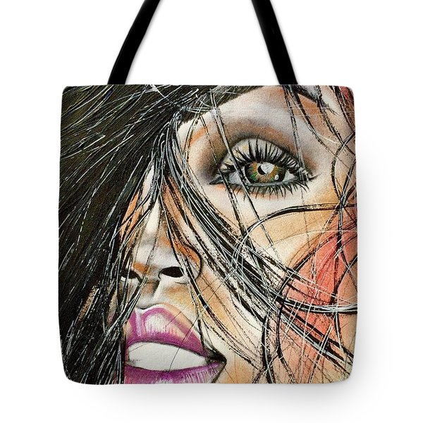 Windy Daze Tote Bag