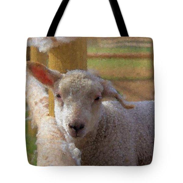 Windy Ear Tote Bag by Kathy Bassett