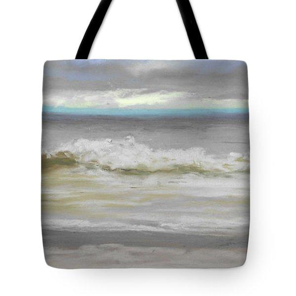 Windy Hill Beach - Myrtle Beach, Sc Tote Bag by Terri  Meyer