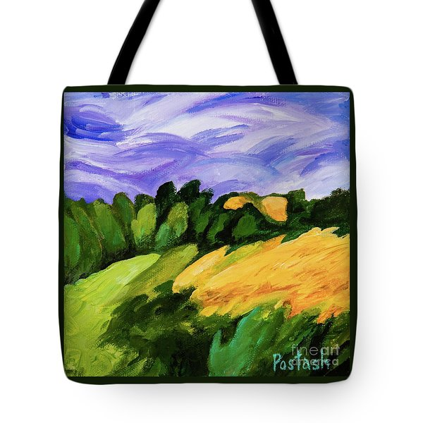 Windy Tote Bag by Igor Postash