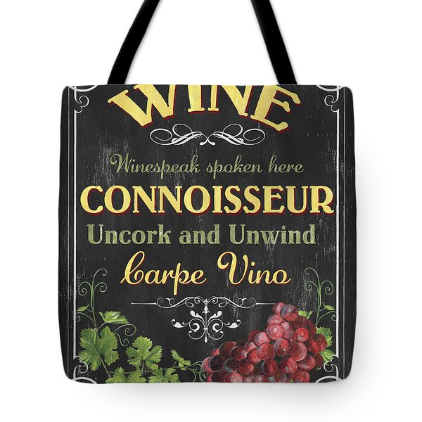 Wine Cellar 2 Tote Bag