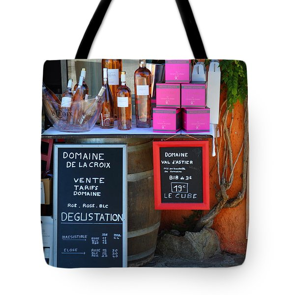 Tote Bag featuring the photograph Wine Cellar by Richard Patmore