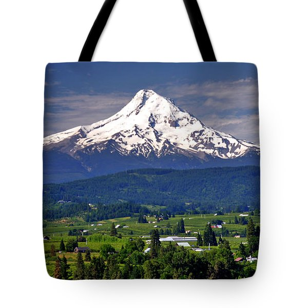 Wine Country Tote Bag by Scott Mahon