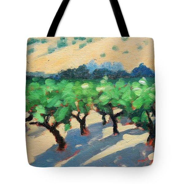 Wine Habitat Tote Bag