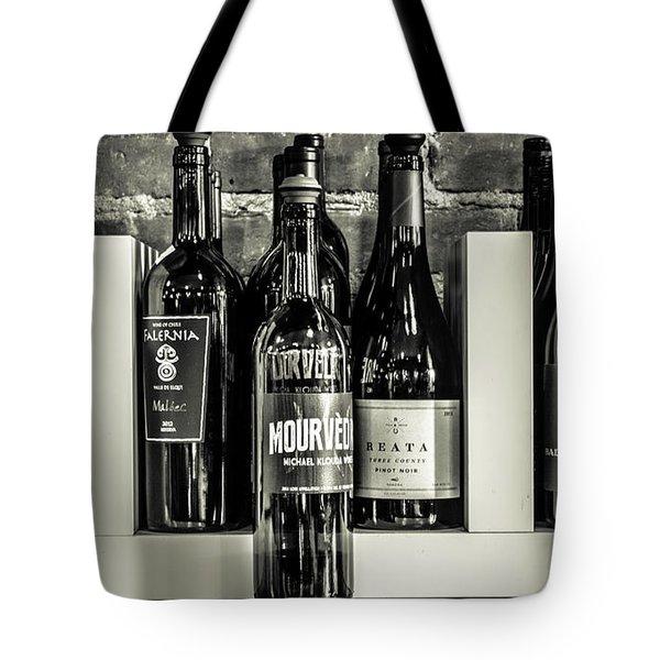 Wine IIi Tote Bag