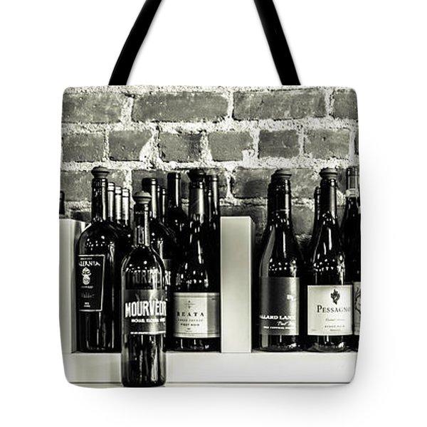 Wine Iv Tote Bag