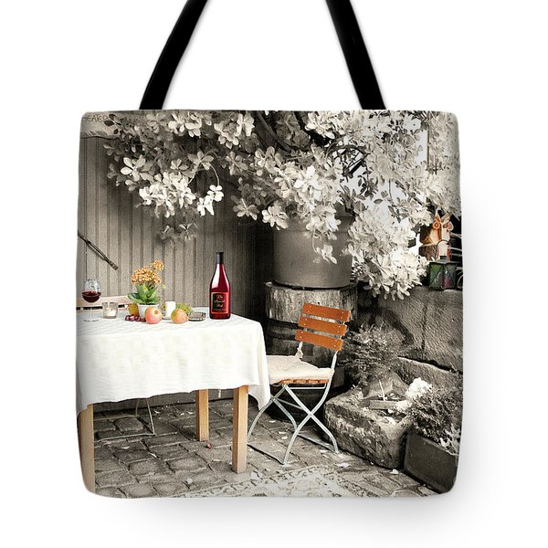 Winelover's Place Tote Bag