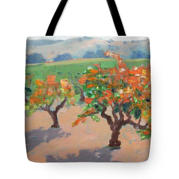 Winery Addiction Tote Bag
