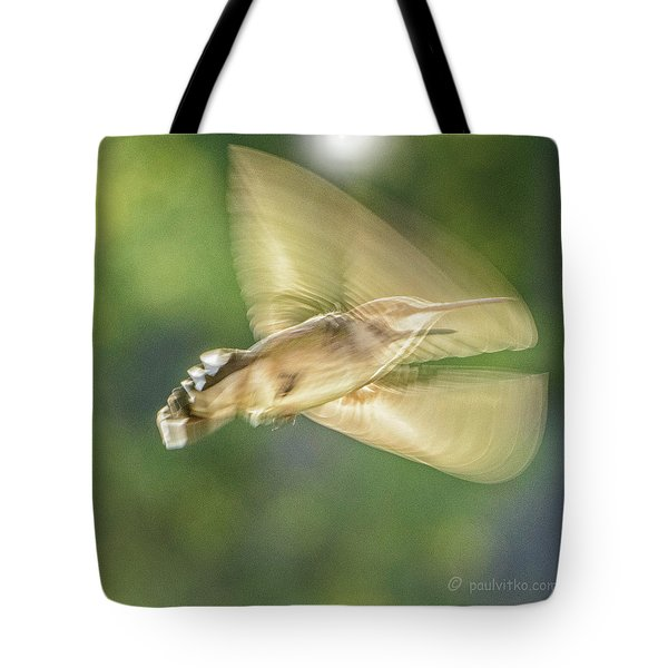 Wing Shadow Tote Bag