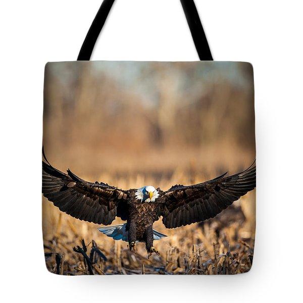 Wing Span Tote Bag