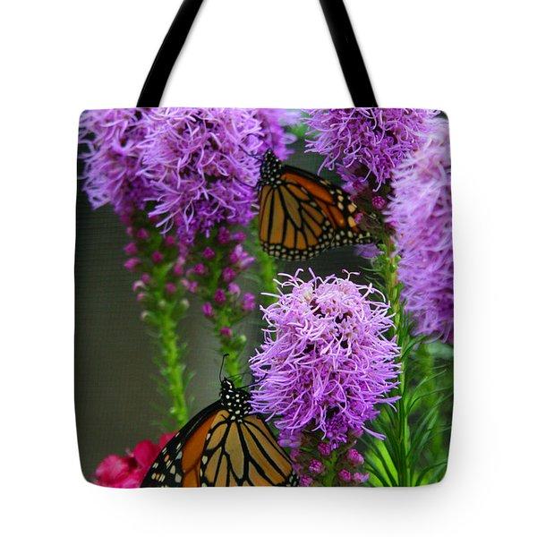 Winged Beauties Tote Bag