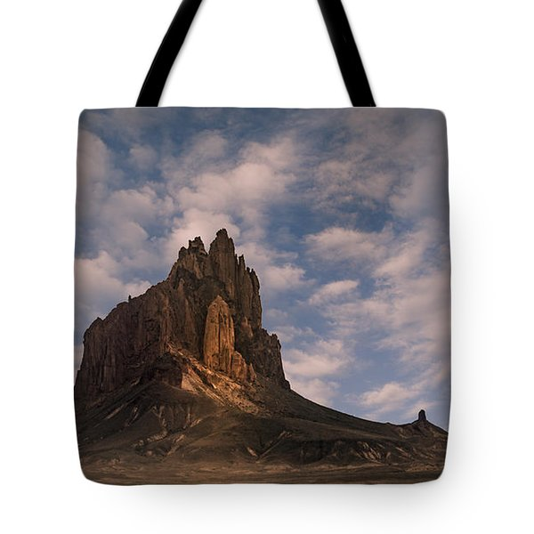 Winged Rock Tote Bag