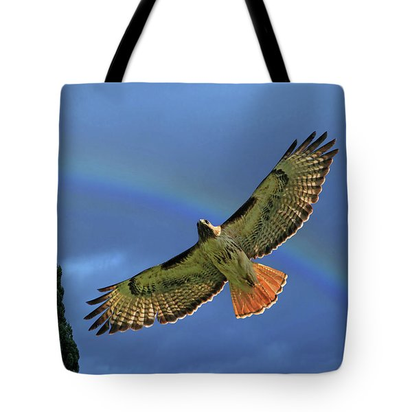 Wings 2 Tote Bag