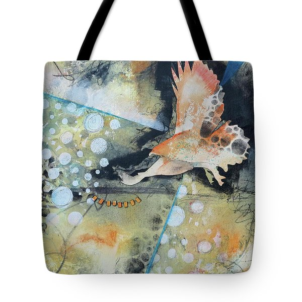 Wings And A Prayer Tote Bag
