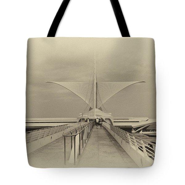 Wings By Calatrava  Tote Bag