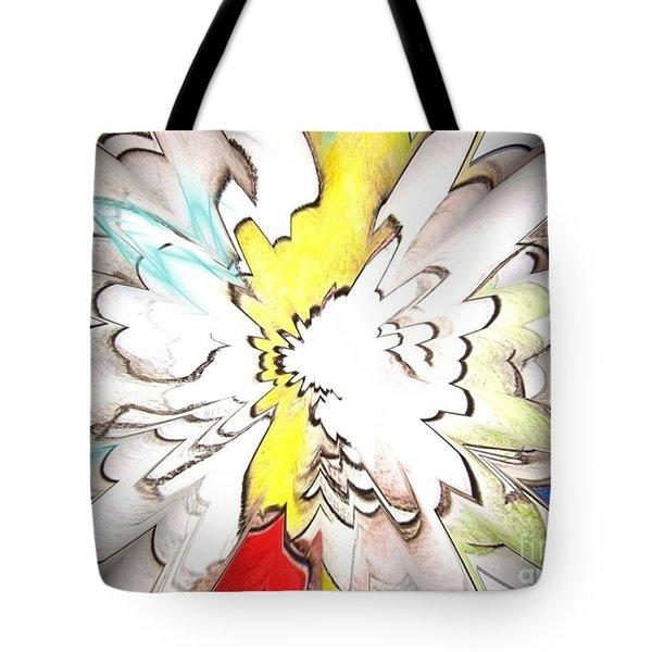 Wings Of Dreams Tote Bag