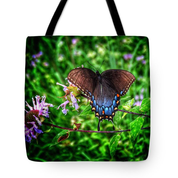 Wings Of Fancy Tote Bag