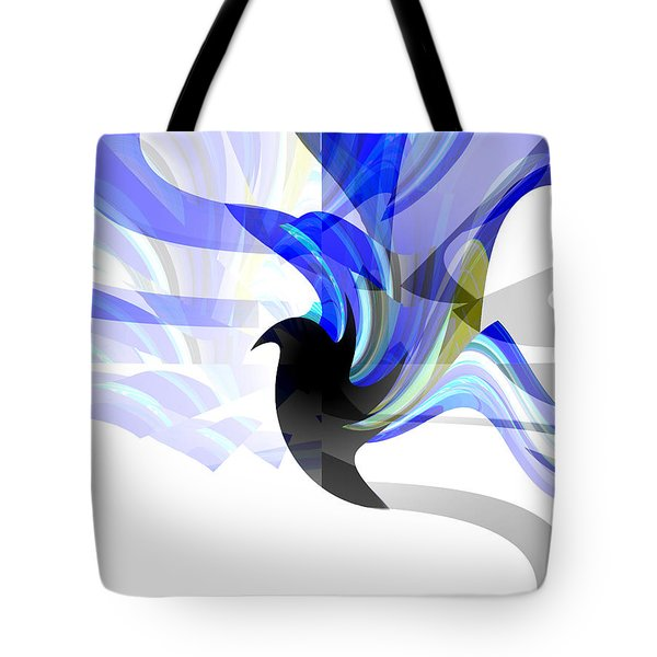 Wings Of Freedom Tote Bag