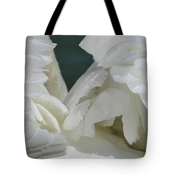 Wings Of White Tote Bag