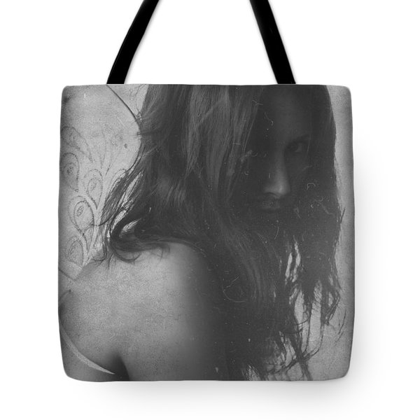 Wings On The Ground Tote Bag