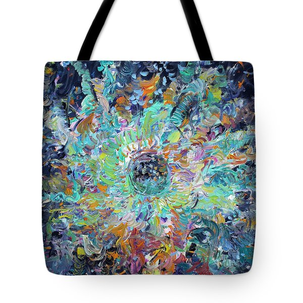 Tote Bag featuring the painting Winners And Losers by Fabrizio Cassetta
