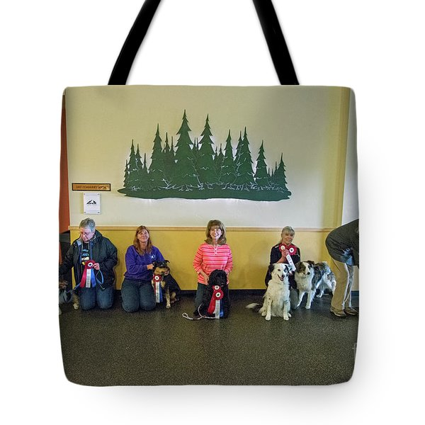 Tote Bag featuring the photograph Winners Circle by Fred Stearns