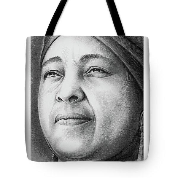 Winnie Mandela Tote Bag