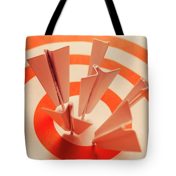 Winning Strategy Tote Bag